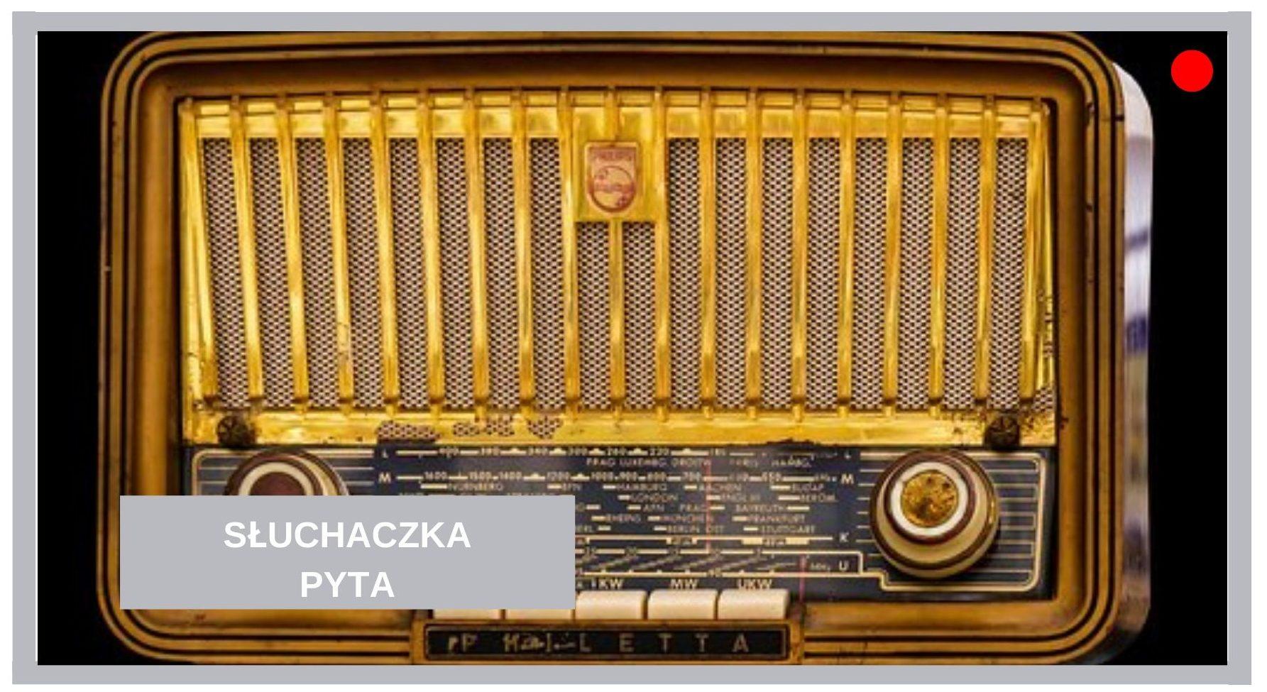 Blog Agnieszka Jasińska - Słuchaczka pyta