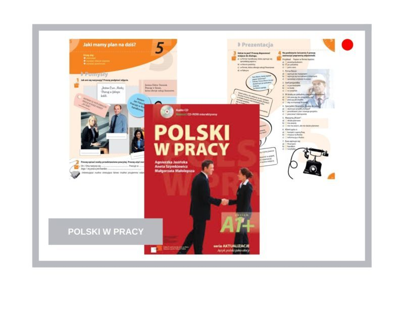 Agnieszka Jasińska Kolaż Polski w pracy