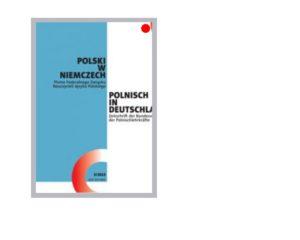 Moje artykuły Agnieszka Jasińska - 4. Polnish in Deutschland planowanie kursu