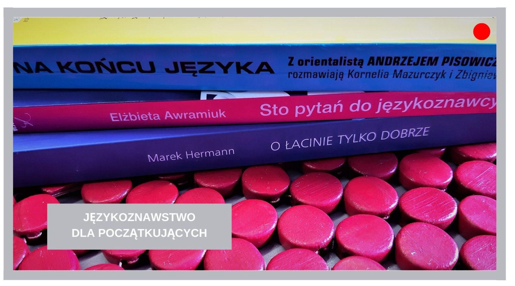 Blog Agnieszka Jasińska - Językoznawstwo dla początkujacych