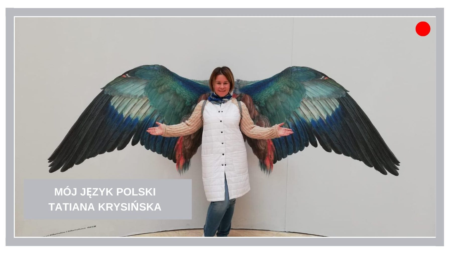 Blog Agnieszka Jasińska - Mój język polski Tatiana Krysińska