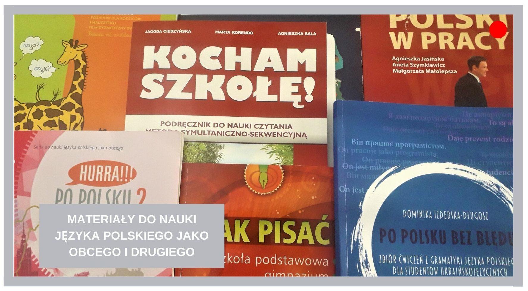 Blog Agnieszka Jasińska - Materiały do nauki języka polskiego jako obcego i drugiego