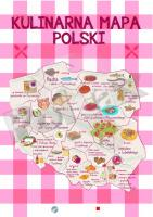 Agnieszka Jasińska - O Polsce po polsku - kulinarna mapa Polski