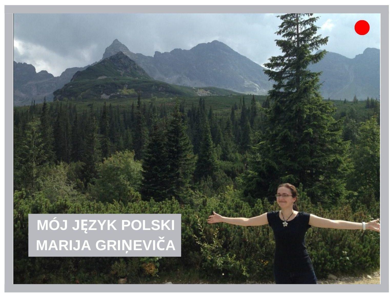 Blog Agnieszka Jasińska - Mój język polski Marija Grinevica