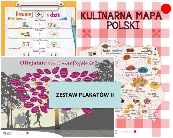 Agnieszka Jasińska - Zestawy plakatów II