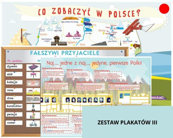 Agnieszka Jasińska - Zestawy plakatów III