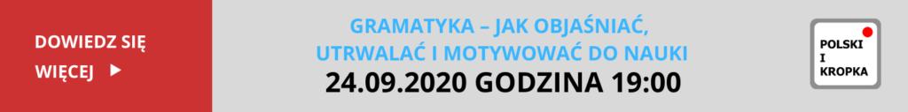 Agnieszka Jasińska - webinaria 2