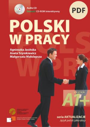 Agnieszka Jasińska - Polski w pracy okładka PDF