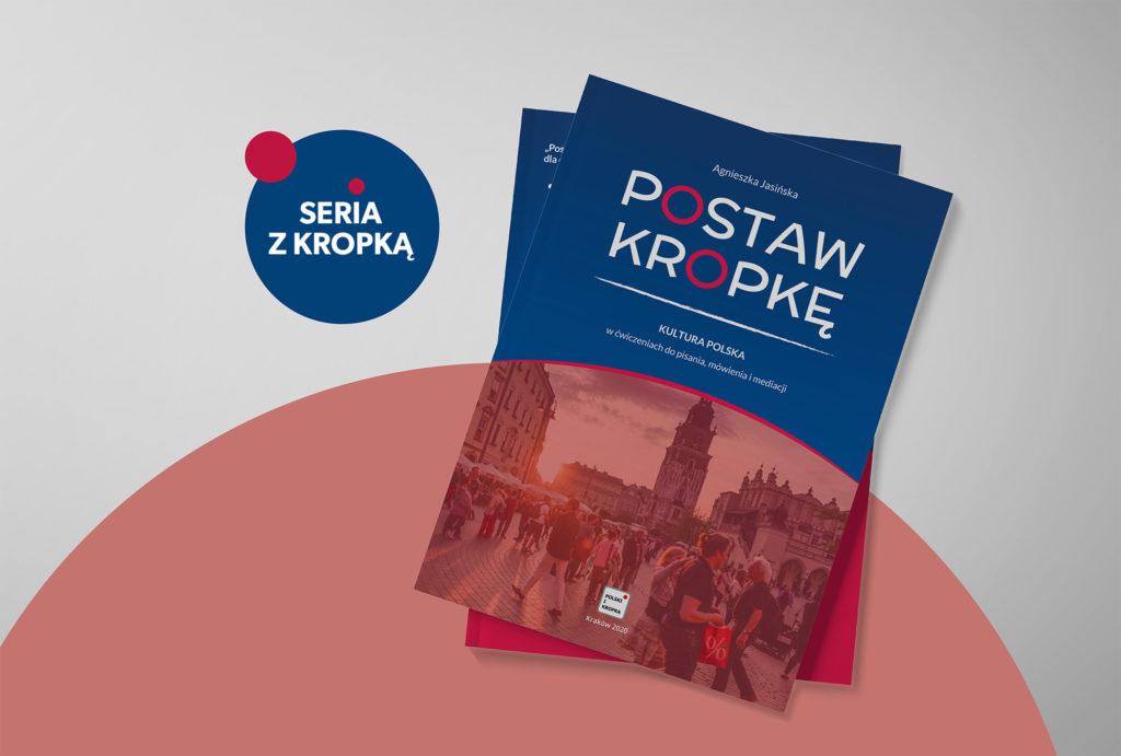 Agnieszka Jasińska - Postaw kropkę