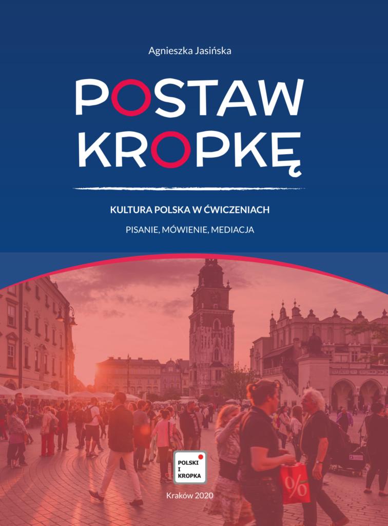 Agnieszka Jasińska - Postaw kropkę - okładka 1