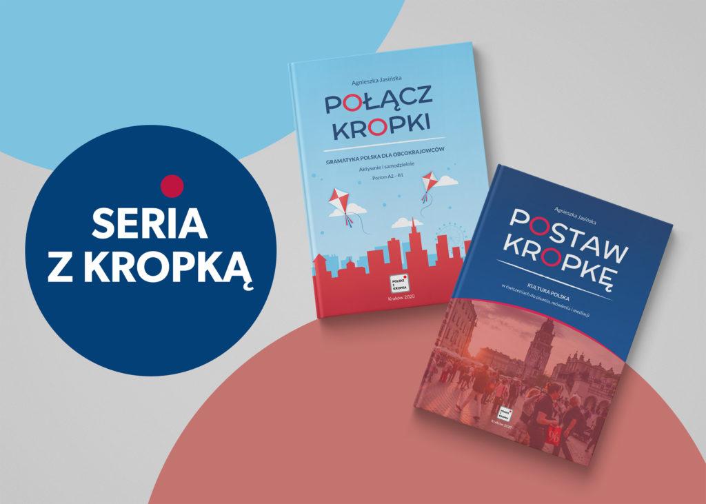 Agnieszka Jasińska - Seria z kropką