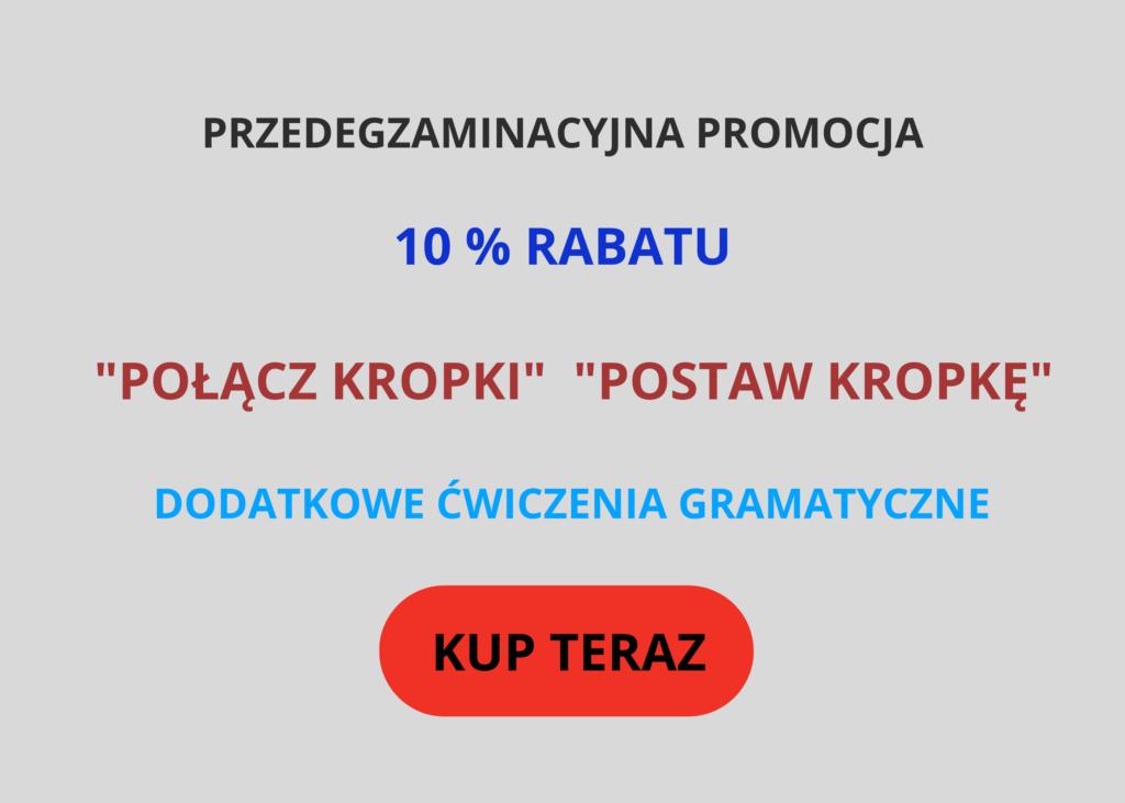 Agnieszka Jasińska - Seria z kropką promocja