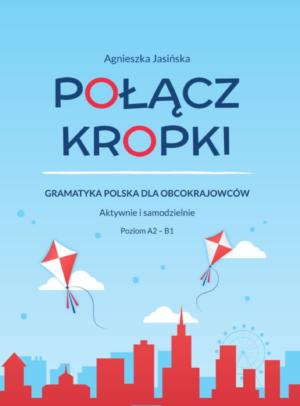 Agnieszka Jasińska - Połącz kropki okładka
