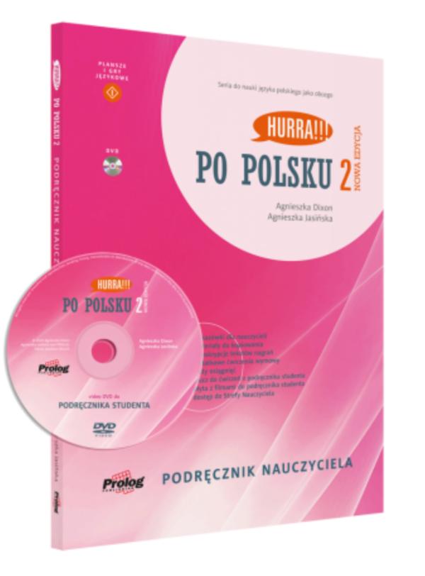 HURRA!!! PO POLSKU 2 Podręcznik nauczyciela. Nowa Edycja