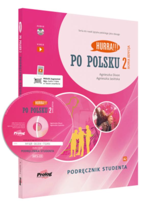 HURRA!!! PO POLSKU 2 Podręcznik studenta. Nowa Edycja