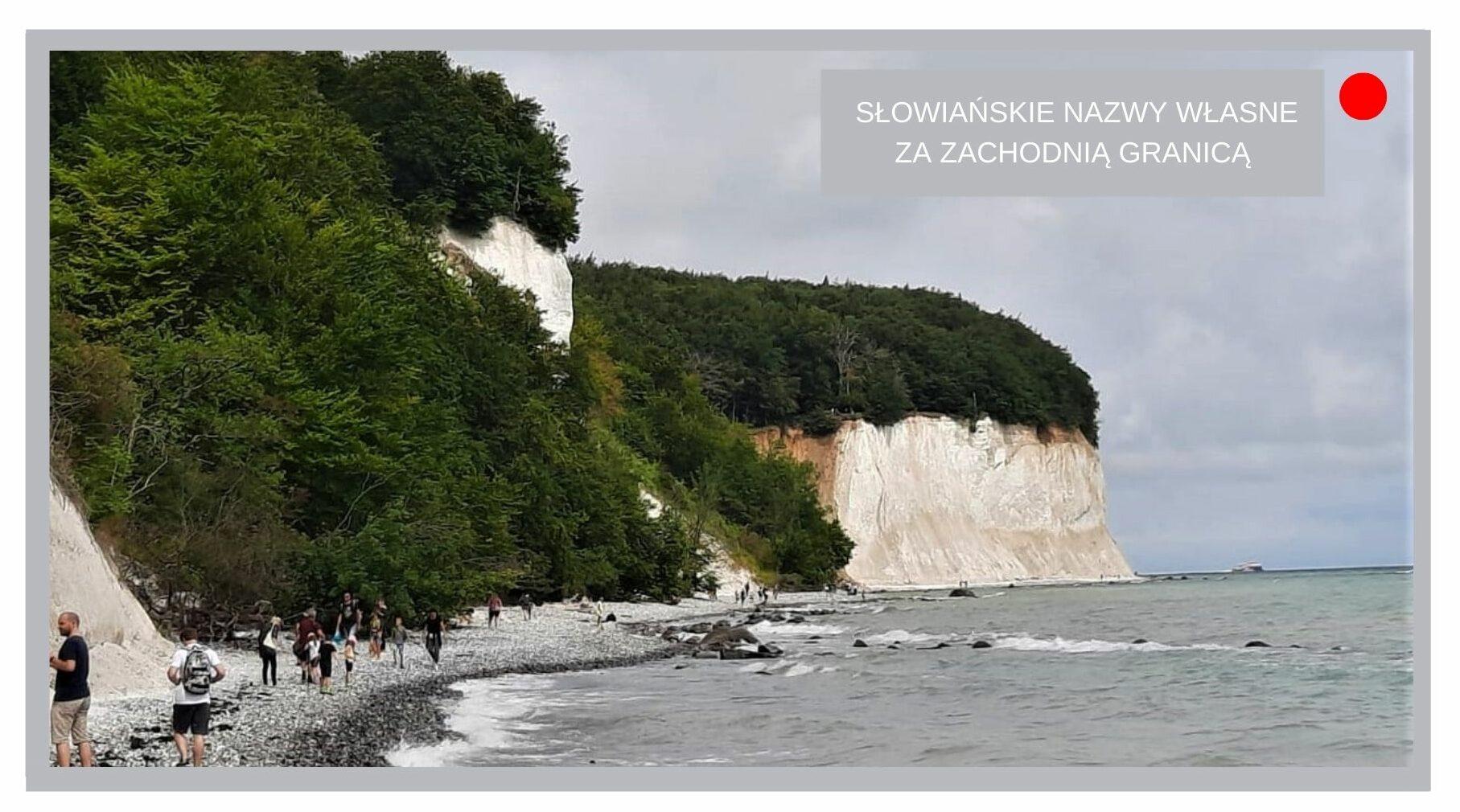 Słowiańskie nazwy własne za zachodnią granicą