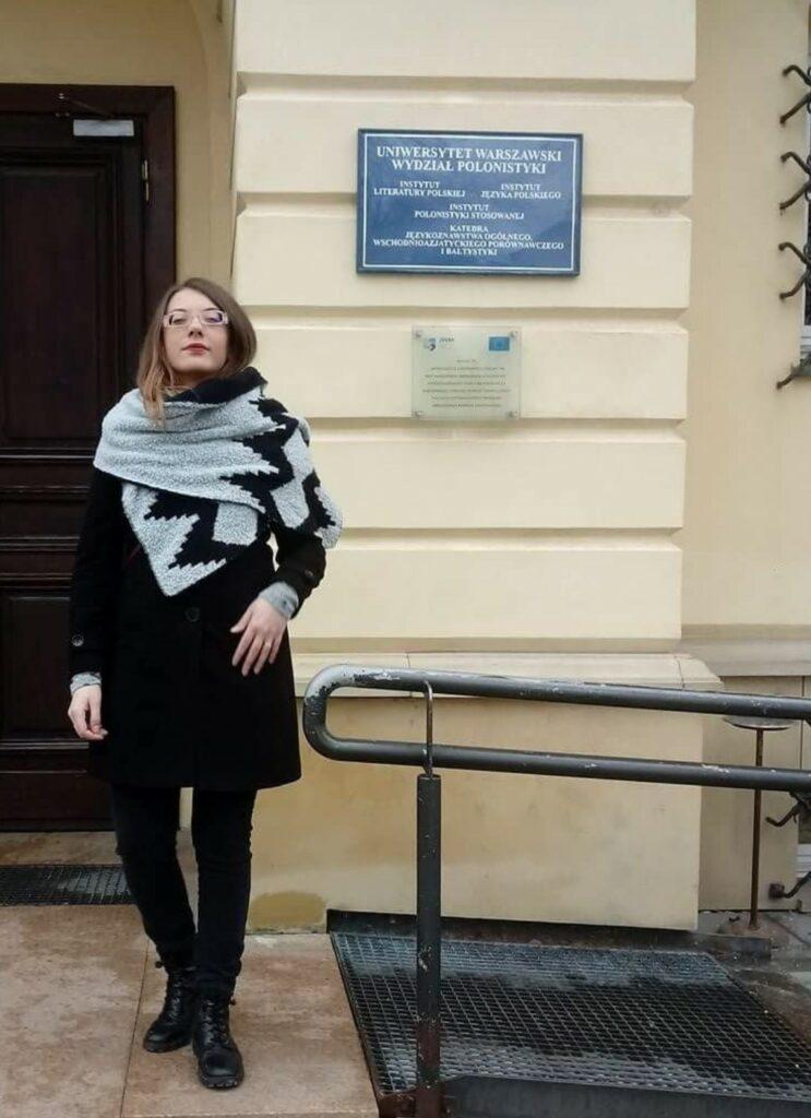 Blog Agnieszka Jasińska - Zorana Perić 1